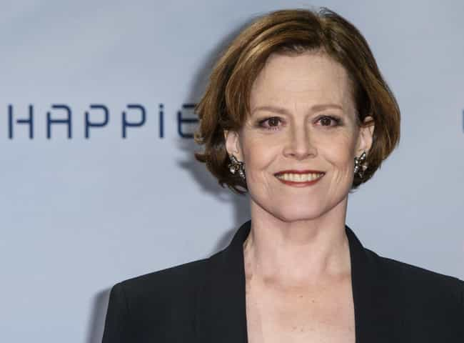 Sigourney Weaver is listed (or ranked) 3 on the list Female Celebrities Who Are 5'11