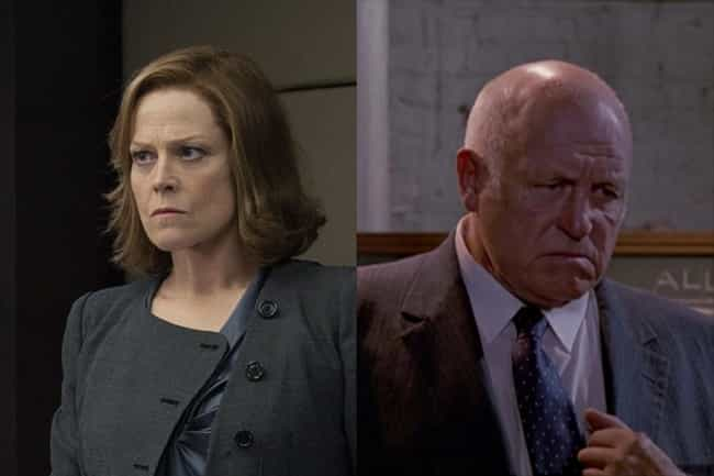 Sigourney Weaver is listed (or ranked) 2 on the list Who Would Star In A Gender-Swapped 'Reservoir Dogs'?