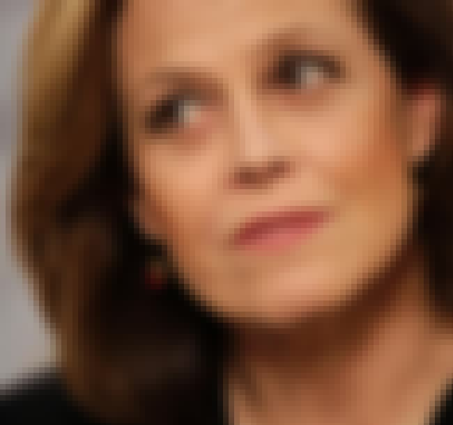 Sigourney Weaver is listed (or ranked) 3 on the list 20 Famous People With Master's Degrees