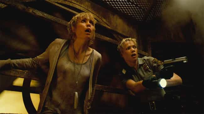 Silent Hill is listed (or ranked) 3 on the list 15 Bad Video Game Movies That Are Actually Good