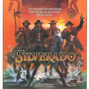 Silverado is listed (or ranked) 8 on the list The Best Kevin Costner Movies