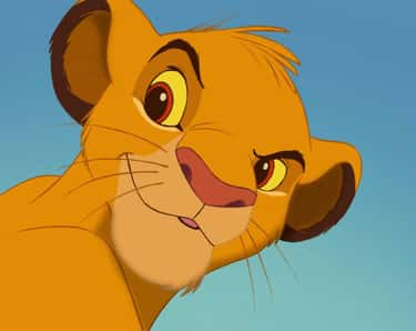 "Simba Means ""Lion"" is listed (or ranked) 1 on the list What All The Character Names In 'The Lion King' Actually Mean"