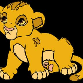Simba is listed (or ranked) 7 on the list The Greatest Fictional Kings