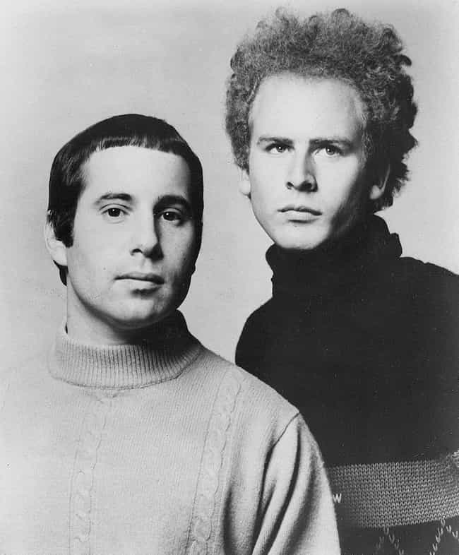 Simon and Garfunkel is listed (or ranked) 2 on the list Pettiest Reasons Bands Broke Up