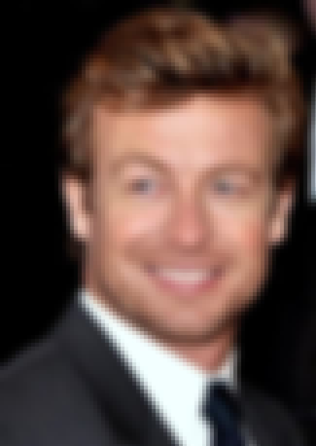 Simon Baker is listed (or ranked) 3 on the list The Greatest Celebrity Hair (Men)