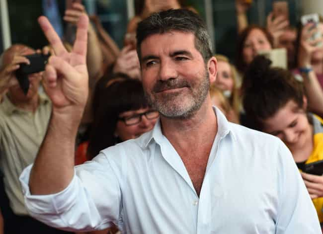 Simon Cowell is listed (or ranked) 2 on the list Famous Male Celebrities