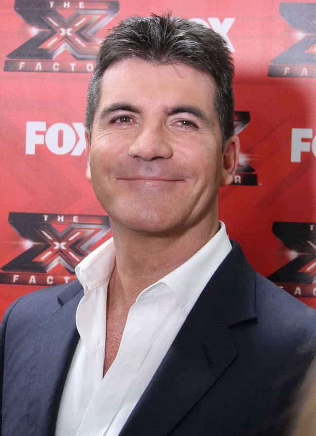 Simon Cowell is listed (or ranked) 4 on the list Carmen Electra's Loves & Hookups