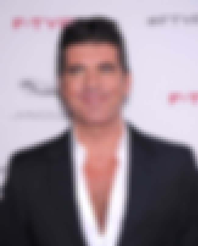 Simon Cowell is listed (or ranked) 4 on the list Celebrities with Secret Babies
