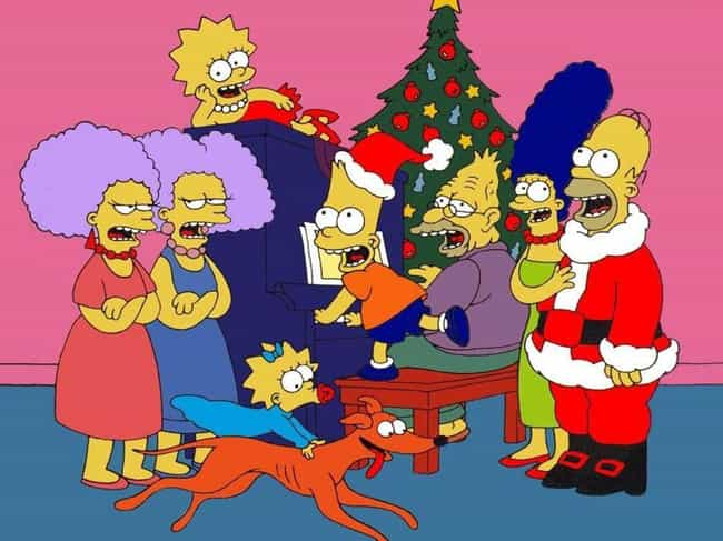 The Simpsons Christmas Episodes.The Best Christmas Episodes On The Simpsons