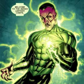 Sinestro is listed (or ranked) 14 on the list The Greatest Villains In DC Comics, Ranked