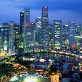 Singapore is listed (or ranked) 4 on the list The Best Asian Cities to Visit