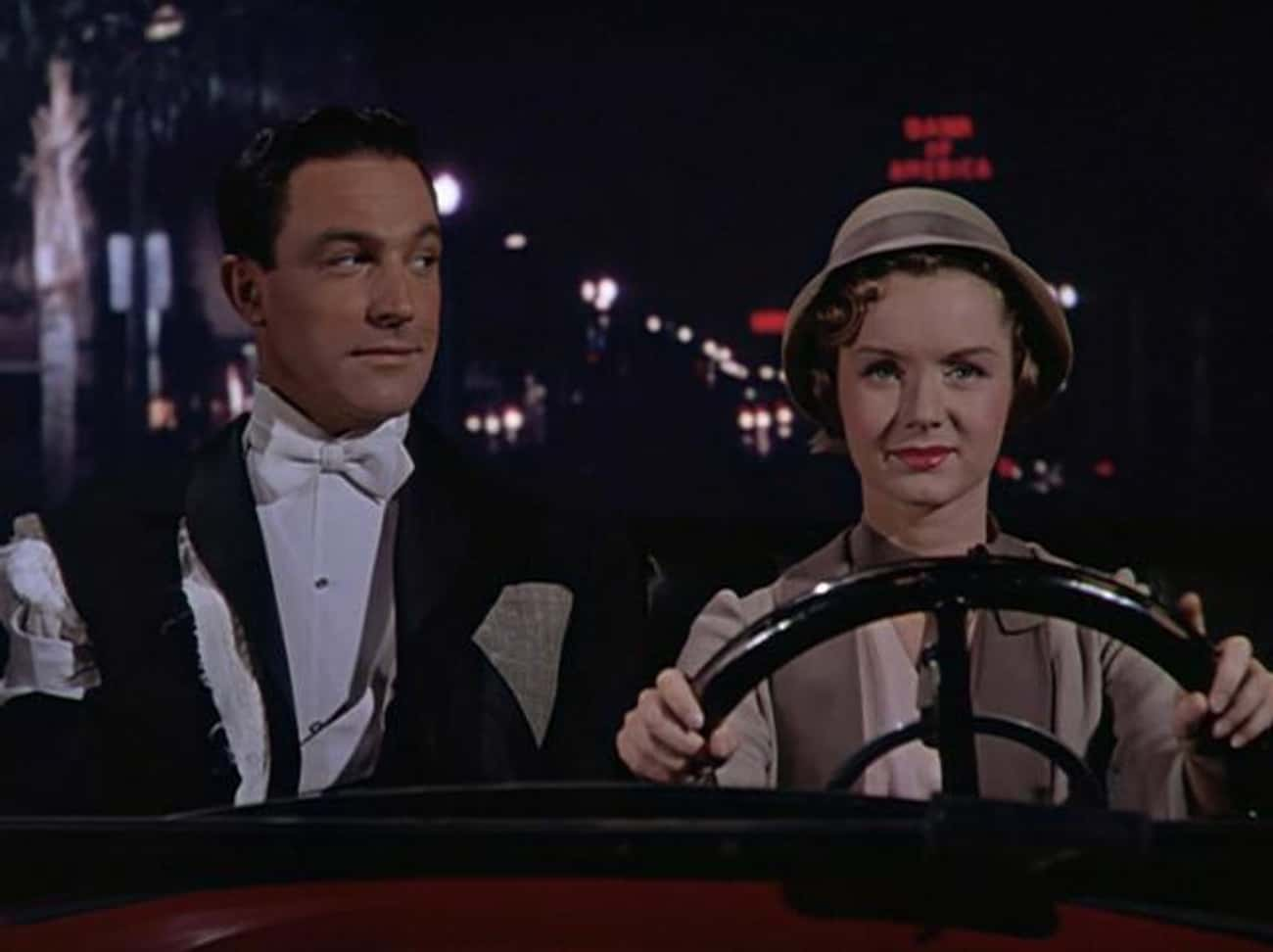 Singin' in the Rain is listed (or ranked) 2 on the list The Best Meet-Cutes in Film History