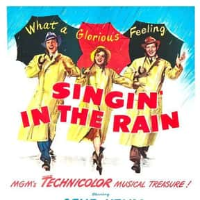 Singin' in the Rain is listed (or ranked) 9 on the list The Best Musical Movies of All Time