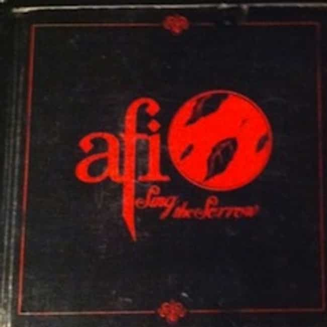 Sing the Sorrow is listed (or ranked) 1 on the list The Best AFI Albums of All Time