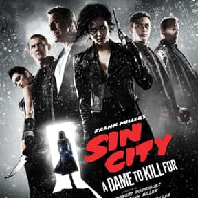 Sin City: A Dame to Kill For is listed (or ranked) 20 on the list The Best Mickey Rourke Movies