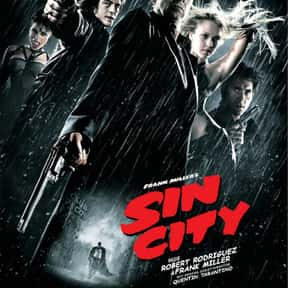 Sin City is listed (or ranked) 12 on the list The Best Movies of 2005