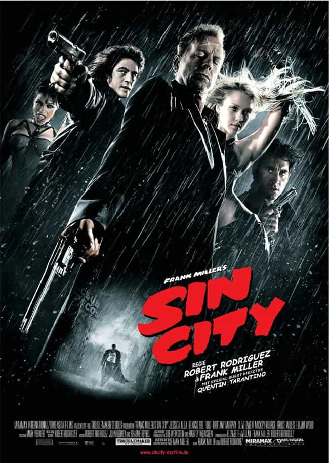 Sin City is listed (or ranked) 1 on the list The Best Devon Aoki Movies