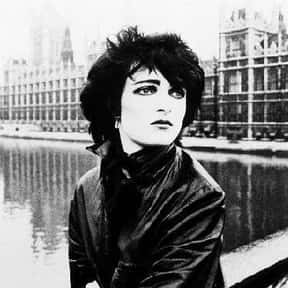 Siouxsie Sioux, 'The Screa is listed (or ranked) 3 on the list Ages Of Rock Stars When They Created A Cultural Masterpiece