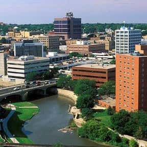 Sioux Falls is listed (or ranked) 18 on the list The Best Places to Raise a Family in the US