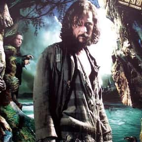 Sirius Black is listed (or ranked) 8 on the list The Greatest Harry Potter Characters, Ranked