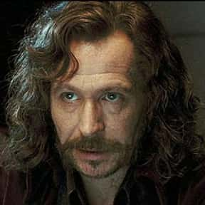 Sirius Black is listed (or ranked) 8 on the list The Saddest Deaths in Kids Movies