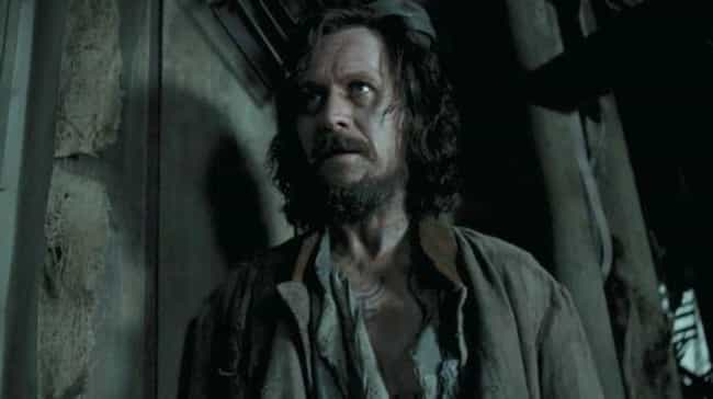 Sirius Black is listed (or ranked) 1 on the list Which Harry Potter Character Are You, According To Your Zodiac Sign?
