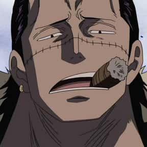 Sir Crocodile is listed (or ranked) 15 on the list The Greatest Anime Characters That Smoke