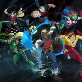 Young Justice is listed (or ranked) 6 on the list The Best Superhero Teams & Groups