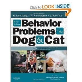Handbook of Behavior Problems  is listed (or ranked) 25 on the list The Best Books About Cat Care