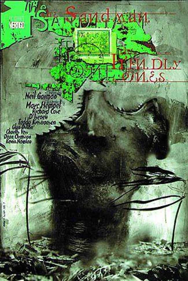 The Kindly Ones is listed (or ranked) 4 on the list All the Sandman Books, Ranked Best to Worst