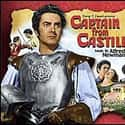 Captain from Castile is listed (or ranked) 8 on the list The Best Selling Novels of the 1940s