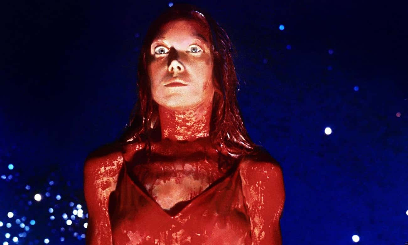 Sissy Spacek Said Carrie 'Just is listed (or ranked) 3 on the list What Horror Actors Think Of Their Characters