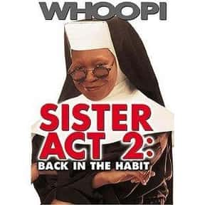 Sister Act 2: Back in the Habi is listed (or ranked) 12 on the list The Best Black Musical Movies