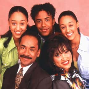 Sister, Sister is listed (or ranked) 8 on the list The Greatest Black Sitcoms of the 1990s