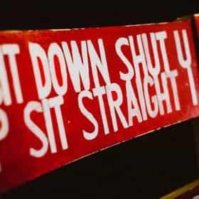 Sit Down, Shut Up
