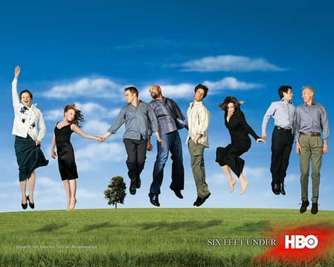 Six Feet Under is listed (or ranked) 7 on the list What to Watch If You Love 'Real Time with Bill Maher'