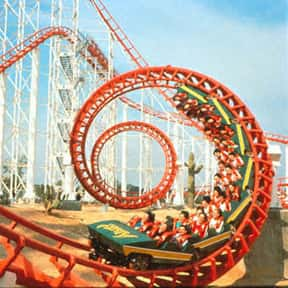 Six Flags Magic Mountain is listed (or ranked) 25 on the list The Top Must-See Attractions in Los Angeles
