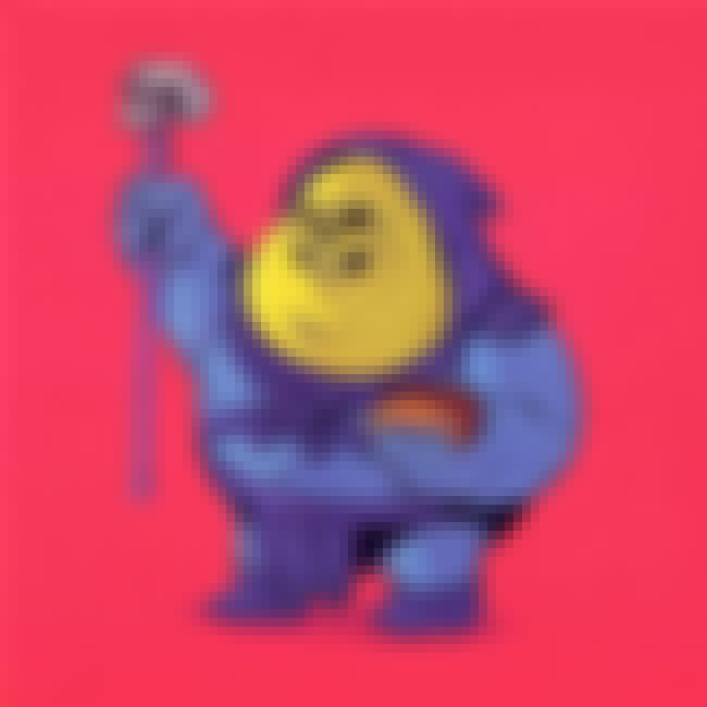 Skeletor is listed (or ranked) 4 on the list This Guy Turns Your Favorite Pop Culture Characters Into Adorably Curvy Icons