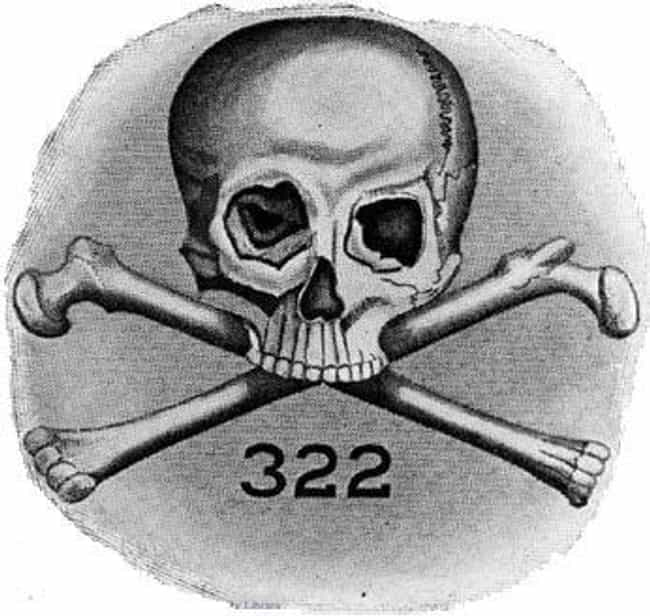 Skull and Bones is listed (or ranked) 5 on the list 19 Organizations (Allegedly) Connected to the Illuminati