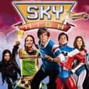 Sky High is listed (or ranked) 7 on the list The Best Original Superhero Movies