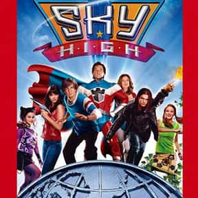 Sky High is listed (or ranked) 9 on the list The Greatest Supernatural & Paranormal Teen Films