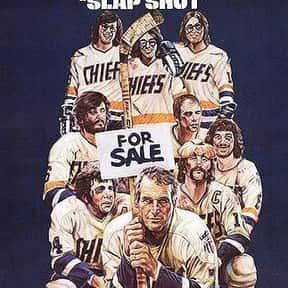 Slap Shot is listed (or ranked) 3 on the list The Funniest Movies About Sports