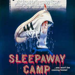 Sleepaway Camp is listed (or ranked) 16 on the list The Best Horror Movies Set in the Woods