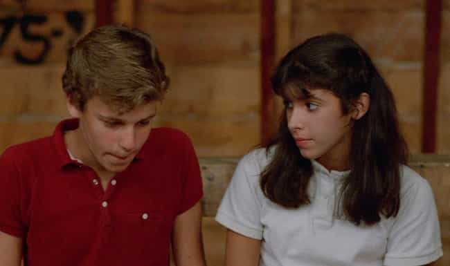 Sleepaway Camp is listed (or ranked) 2 on the list