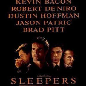 Sleepers is listed (or ranked) 18 on the list The Best Robert De Niro Movies
