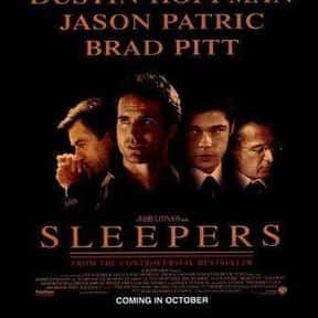 Sleepers is listed (or ranked) 21 on the list The Best Courtroom Drama Movies