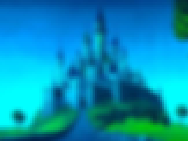 Sleeping Beauty is listed (or ranked) 4 on the list The Best Castles in Disney Animated Films