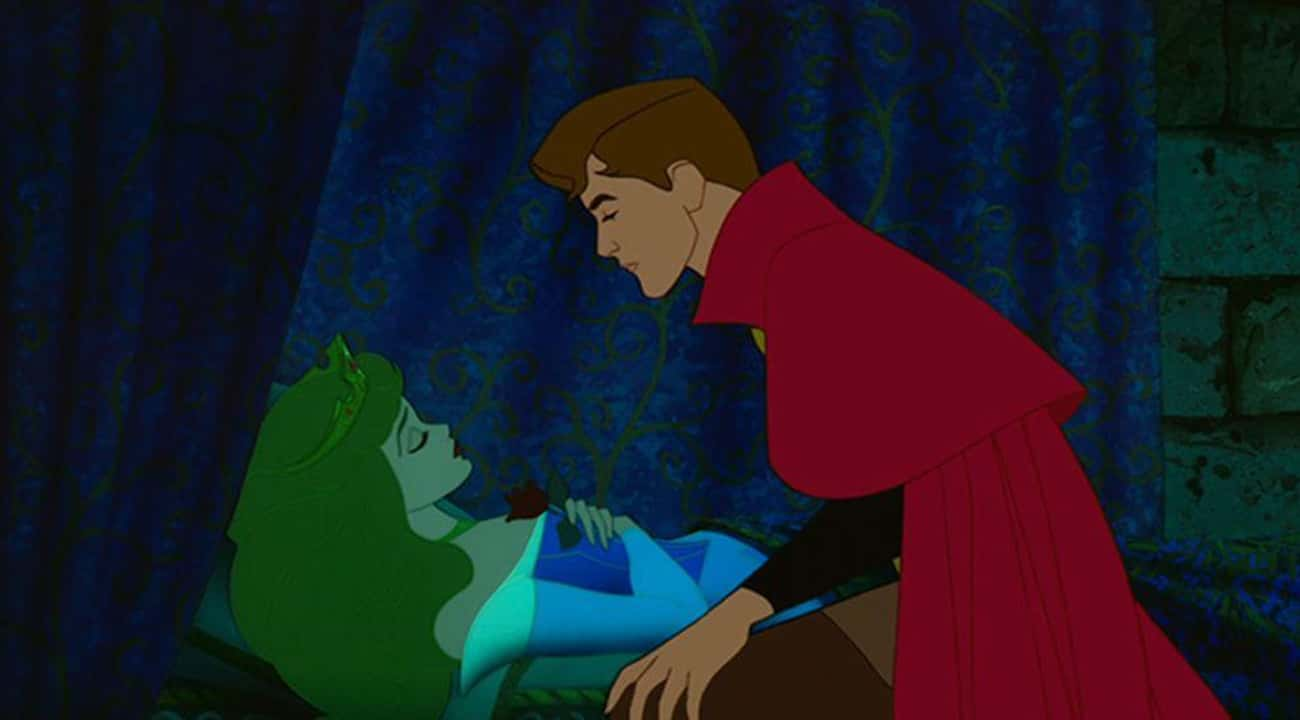 Sleep Sex And Sleep Birth Were Kept Out Of 'Sleeping Beauty'
