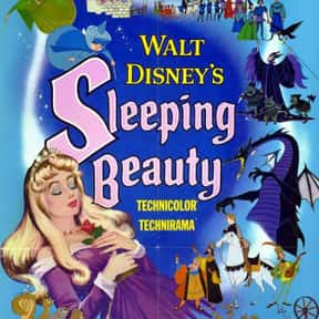 Sleeping Beauty is listed (or ranked) 15 on the list Musical Movies With the Best Songs
