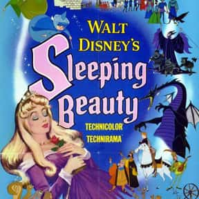 Sleeping Beauty is listed (or ranked) 3 on the list The Best Movies for Families